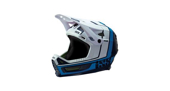 IXS Xult Fullface Helmet night blue/blanc